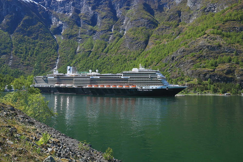 Koningsdam sails the Caribbean in winter and the Mediterranean from spring to fall.