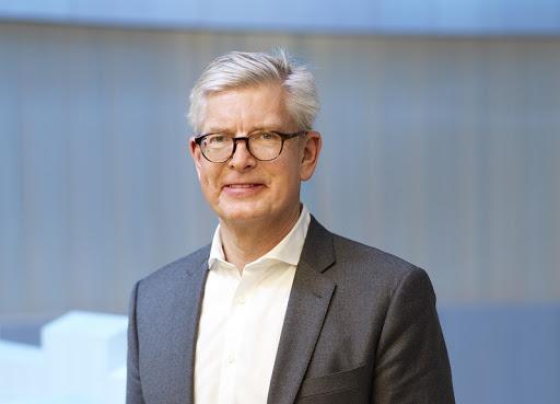 Ericsson President and CEO, Börje Ekholm.