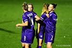 Vrouwen Anderlecht gaan winnen bij Club Brugge en houden maximum van de punten