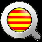 Catalunya Comarques Geografia Icon