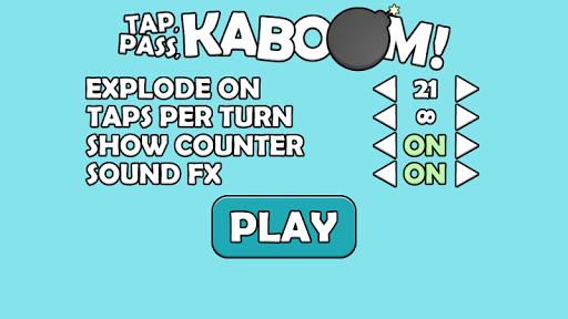 Tap Pass Kaboom