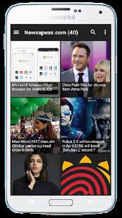 Newsapexs.com - náhled