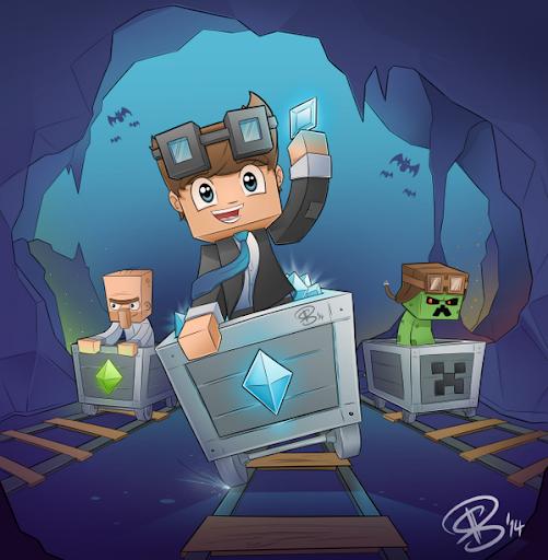 免費下載個人化APP|The Diamond Minecart Wallpaper app開箱文|APP開箱王