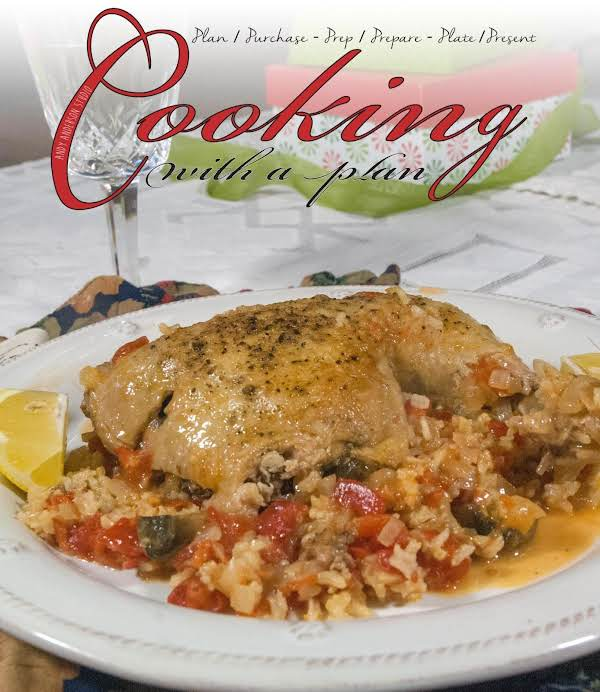 Cold Weather Comfort Food: Chicken/rice Casserole Recipe