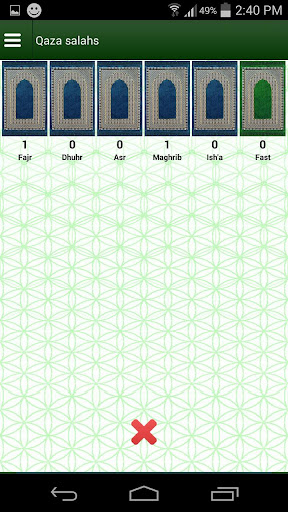 Muslim Taqvimi (Prayer times) 1.2.9 screenshots 5