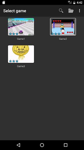 John GBA - GBA emulator  screenshots 5