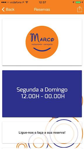 Marco  screenshots 2