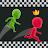 Run Race 3D logo