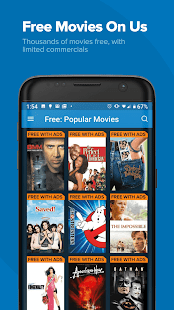 Vudu Movies & TV Screenshot