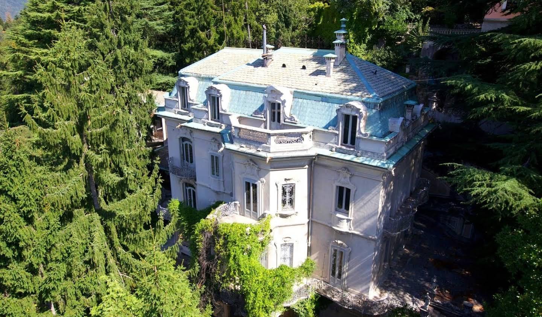 Villa avec jardin et terrasse Brunate