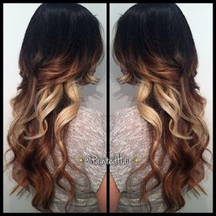 Caramel ombre hair 2016 ideas android apps on google play caramel ombre hair 2016 ideas screenshot thumbnail urmus Image collections