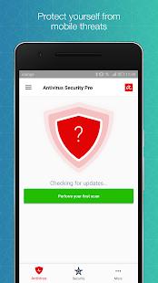 Screenshots of Avira Antivirus Security 2018 for iPhone