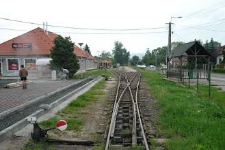 Photo: Kismaros, kisvasút