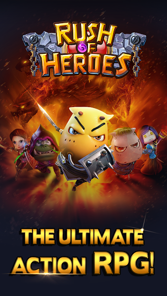 Rush of Heroes Apk