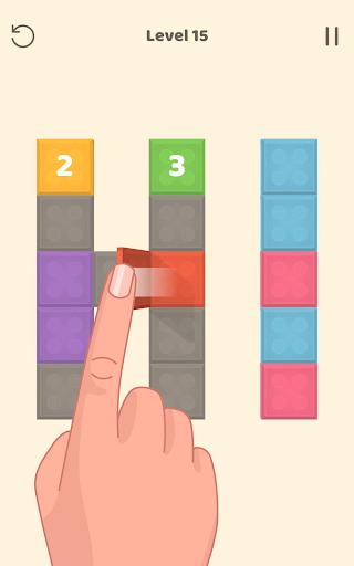 Folding Tiles android2mod screenshots 9