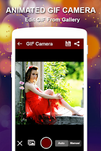Animated GIF Camera - náhled