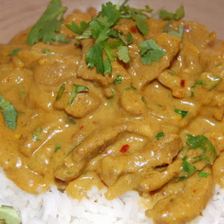 Satay Chicken or Beef Recipe