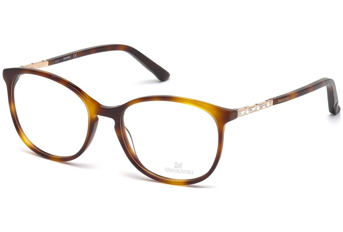 Acheter Montures Optiques Swarovski Fancy SK5163 C52 053 (blonde havana   )    Blickers 8b993528f0bb