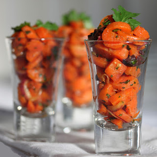 Carrot Salad with Moroccan Spices