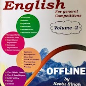 English for General Competition- Neetu Singh Vol 2