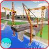Pont Constructeur - Construction Simulateur 3D