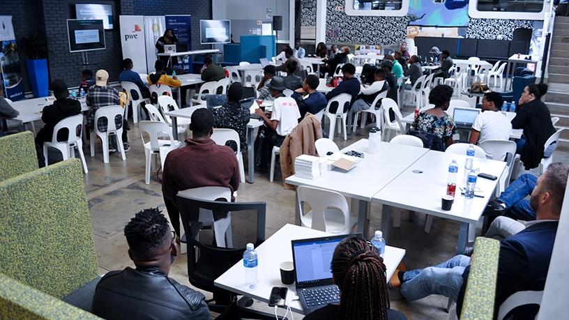 TWeb's #SS19Hack Ideathon in session.