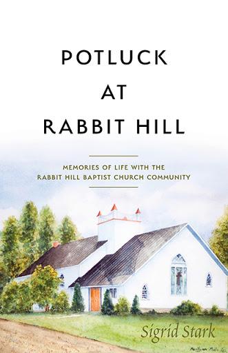 Potluck at Rabbit Hill cover