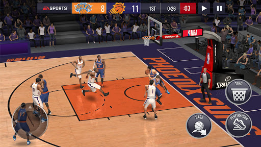 NBA LIVE Mobile Baloncesto  trampa 8