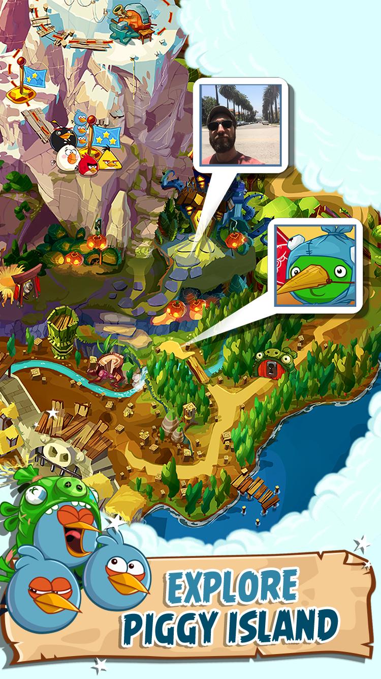 Angry Birds Epic RPG Screenshot 2