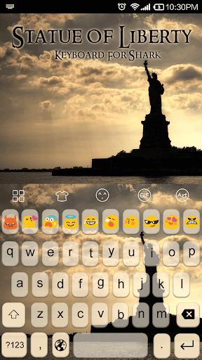 Statue Of Liberty Emoji Theme