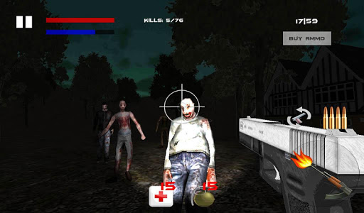 Apocalypse of Zombies Shooter