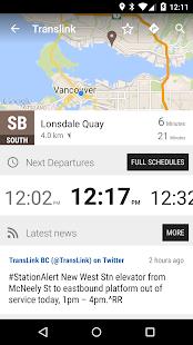 Vancouver Ferry - MonTransit - náhled