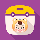 Baby Widget : Baby months, Pregnancy week tracking