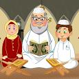 Teaching the Holy Quran 1 apk