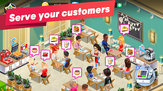 My Cafe — Restaurant game 1