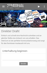 Radio Basslover – Miniaturansicht des Screenshots