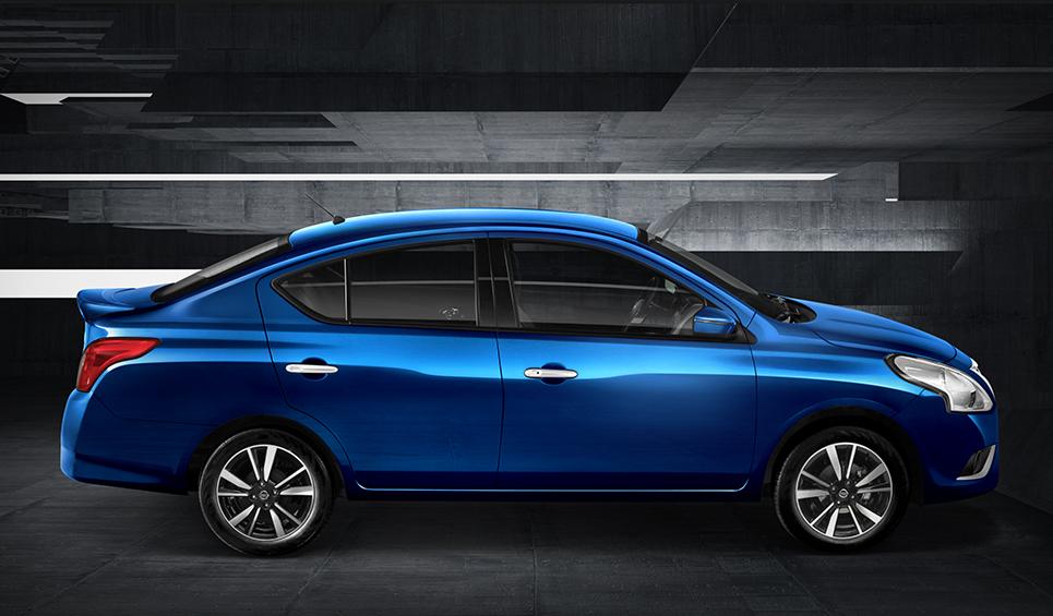 Comparativa Chevrolet Aveo LTZ Automático 2019 vs. Nissan ...