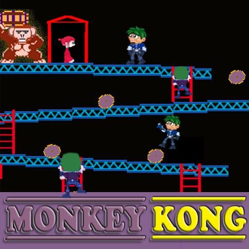 Monkey Kong Saga Classic