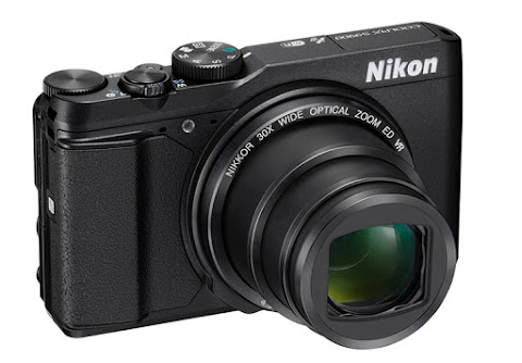 Nikon Coolpix S9900: Versatility in a compact package.