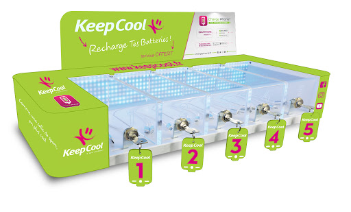keep cool salle de sport marseille paca région sud recharge telephone sport