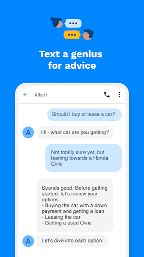 Screenshot for Albert: Save and Spend Smarter in United States Play Store
