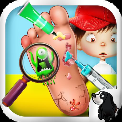 小腳醫生 - 兒童遊戲 休閒 App LOGO-硬是要APP