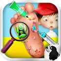 Foot Doctor - Games for Kids icon