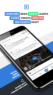 Kroo Sports - Sports News, Scores,and Free Tickets- screenshot thumbnail
