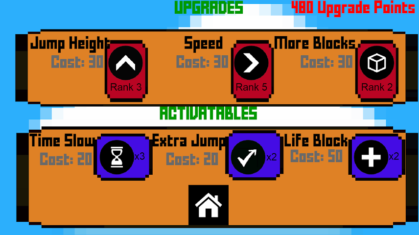 android Bouncy Blob! Screenshot 1