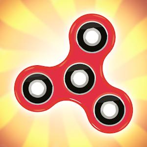 Tải Red Fidget Spinner APK