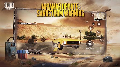 PUBG MOBILE - Mad Miramar screenshot 2