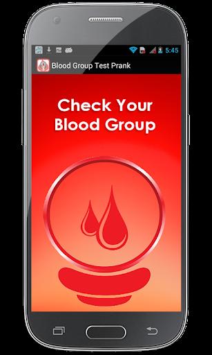 Blood Test Prank