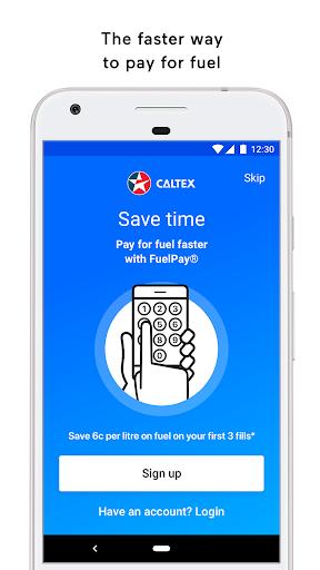 caltex australia screenshot 1