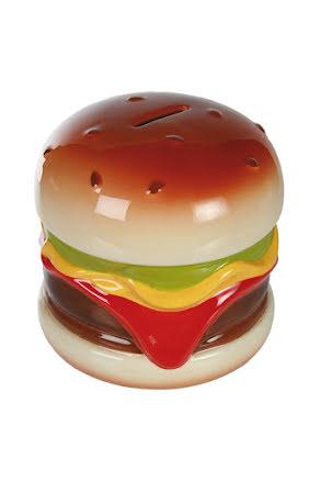 Sparbössa hamburgare 14 x 13 cm